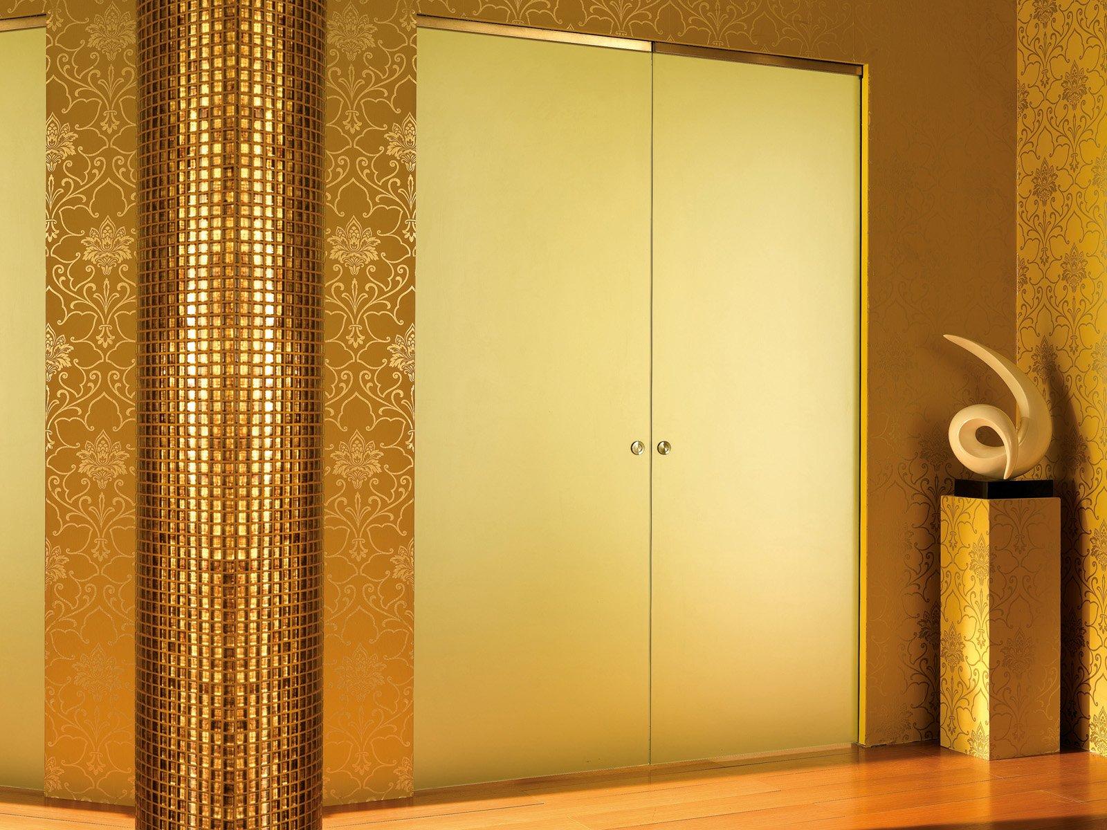 Porte scorrevoli per risolvere problemi di spazio cose di casa - Vetro per porta prezzo ...