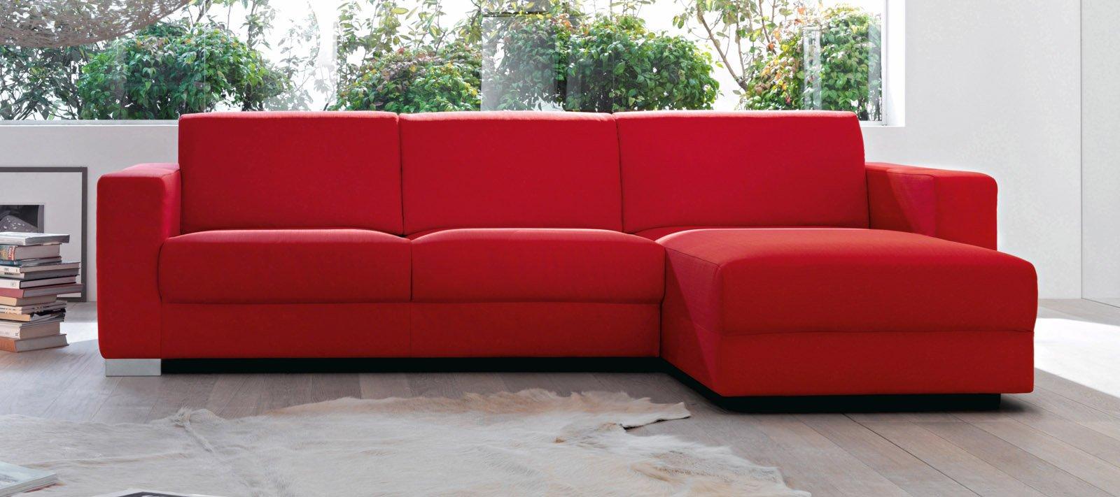 Ravviviamo con il rosso cose di casa - Rivestimento divano ikea ...