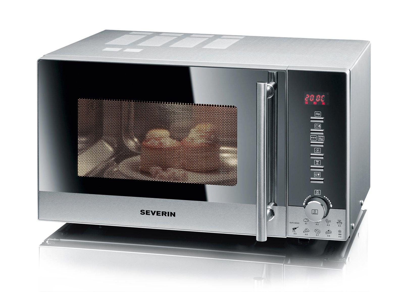 I forni a microonde piccoli rapidi e completi cose di casa - Forno elettrico con microonde ...