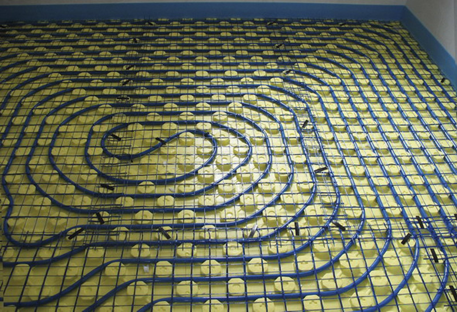 Pannelli radianti alto rendimento bassi consumi cose - Tappeto riscaldamento pavimento ...