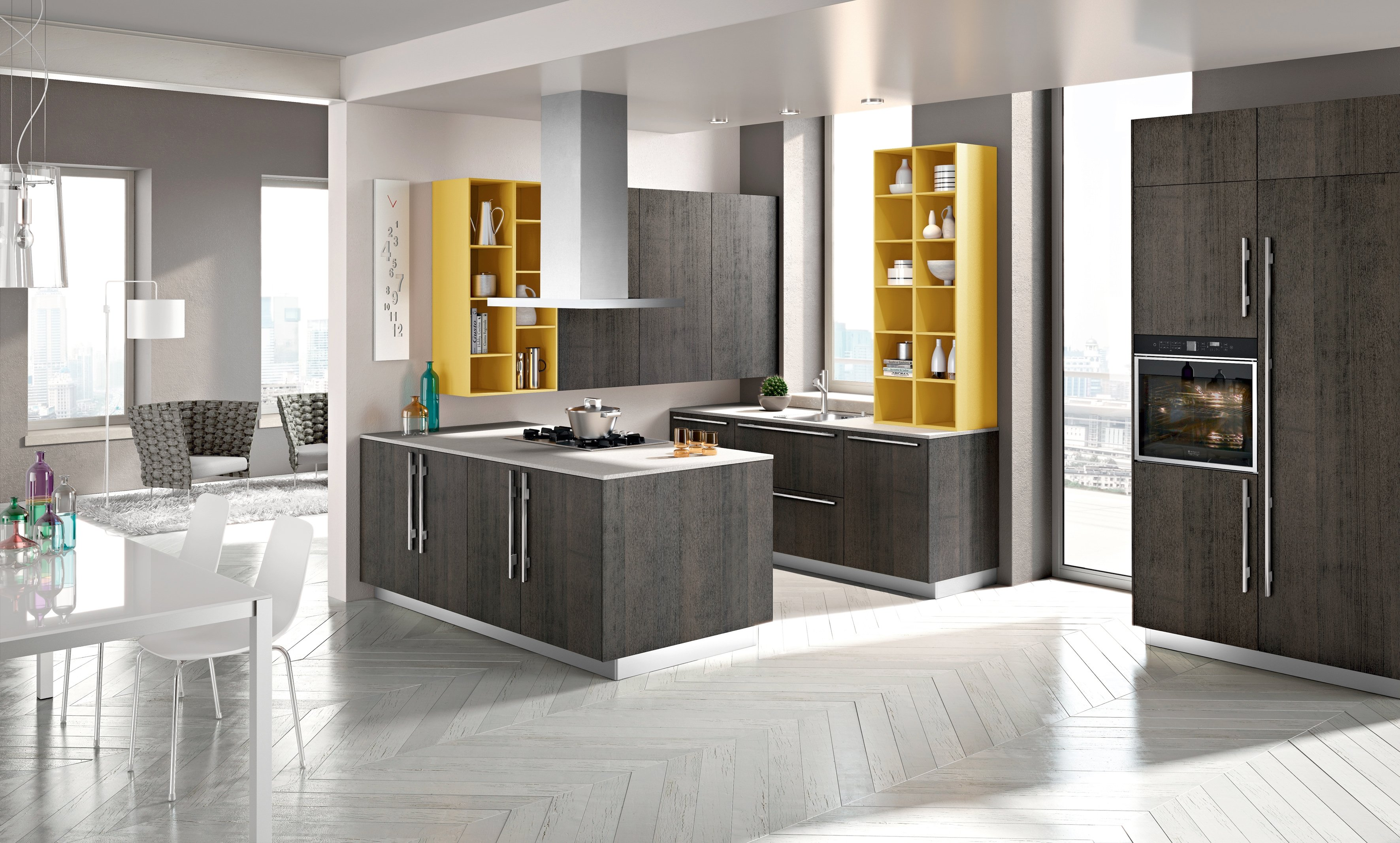 Cucine progetto pi preventivo cose di casa Modern kitchen design ideas 2015