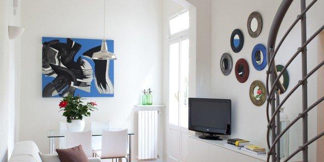 Arredamento casa 50 mq idee e progetti cose di casa for Piani di casa di architettura