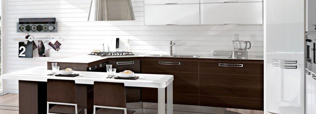 La cucina in soggiorno cose di casa - Cucina e soggiorno in 30 mq ...