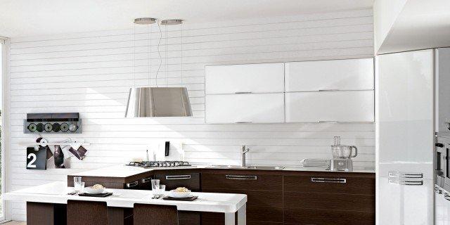 la cucina è... in soggiorno - cose di casa - Cucina Soggiorno Ambiente Unico Foto 2