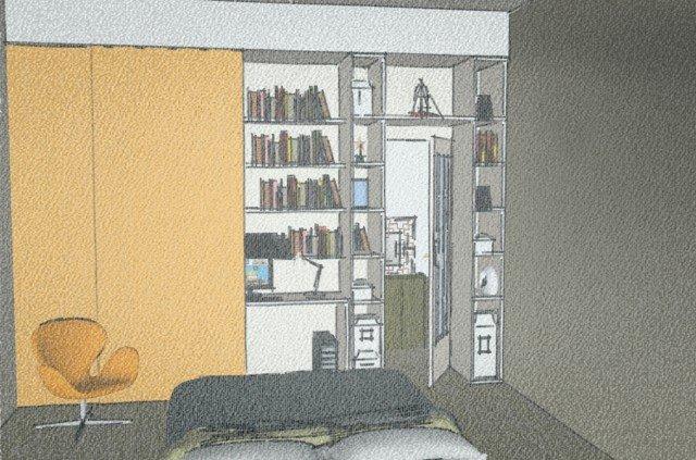 studio-anta-disegno-camera