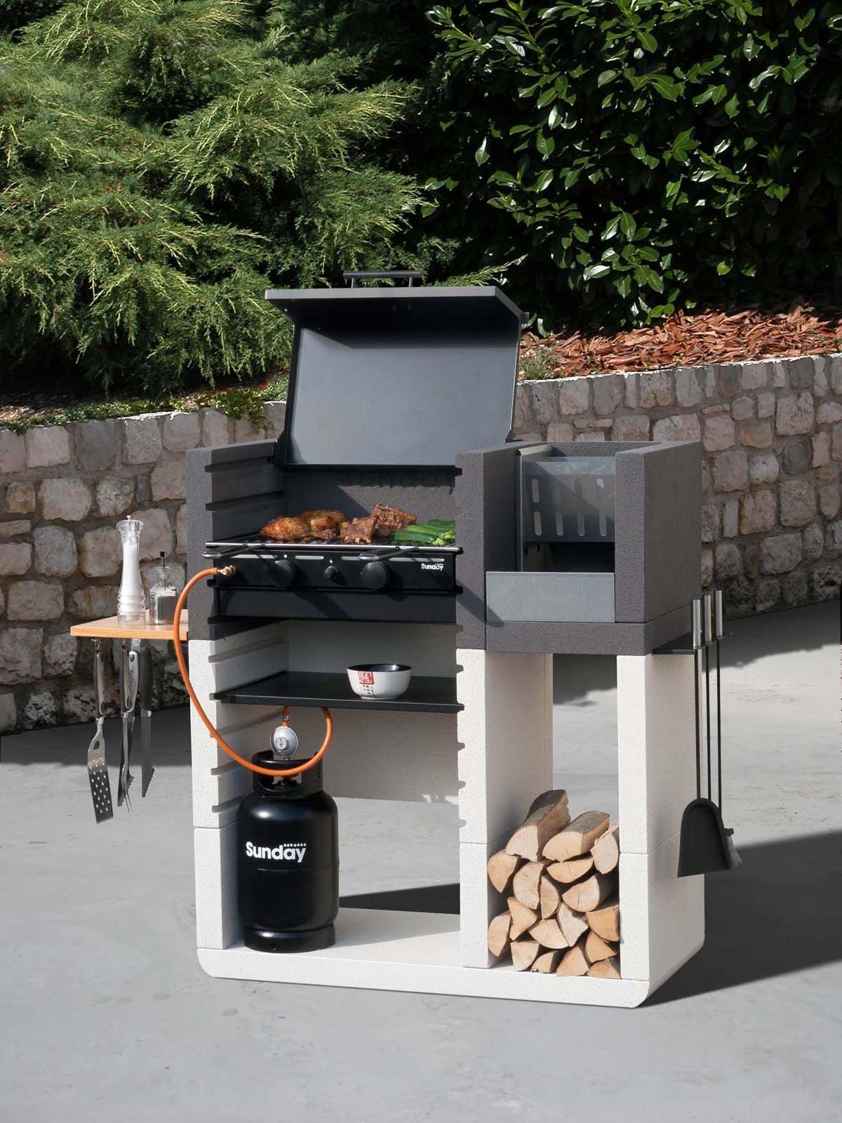 Sunday oneplus barbecue cose di casa for Barbecue sunday