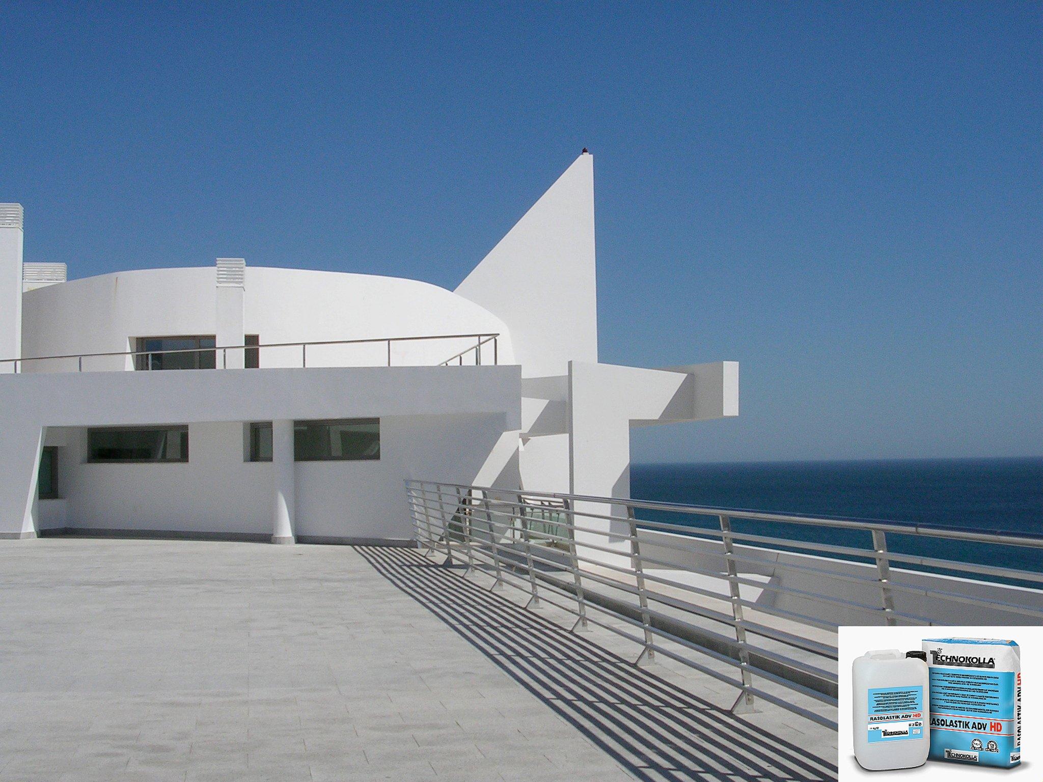 Impermeabilizzare terrazzi e balconi cose di casa - Impermeabilizzazione terrazze pavimentate ...