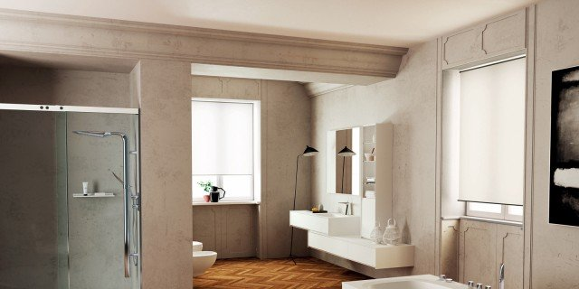 il bagno a norma  cose di casa, Disegni interni