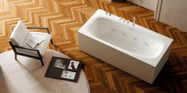 Le vasche idromassaggio cose di casa for Vasca teuco