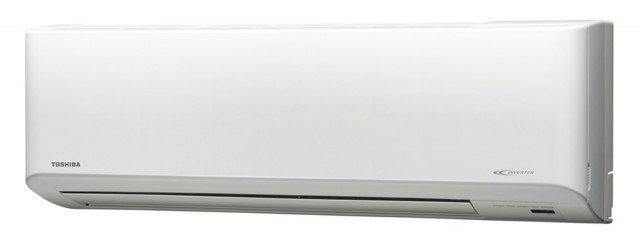 È in classe di efficienza energetica A++ in raffrescamento e A+ in riscaldamento il climatizzatore monosplit Akita Evo RAS-B10N3KV2-E di Toshiba. Ha 7 velocità di ventilazione comprese le modalità Auto fan e Quiet. Con potenza in raffrescamento di 2,5 kW, misura L 79 x P 22,5 x H 27,5 cm. Prezzo 999 euro. www.toshibaclima.com