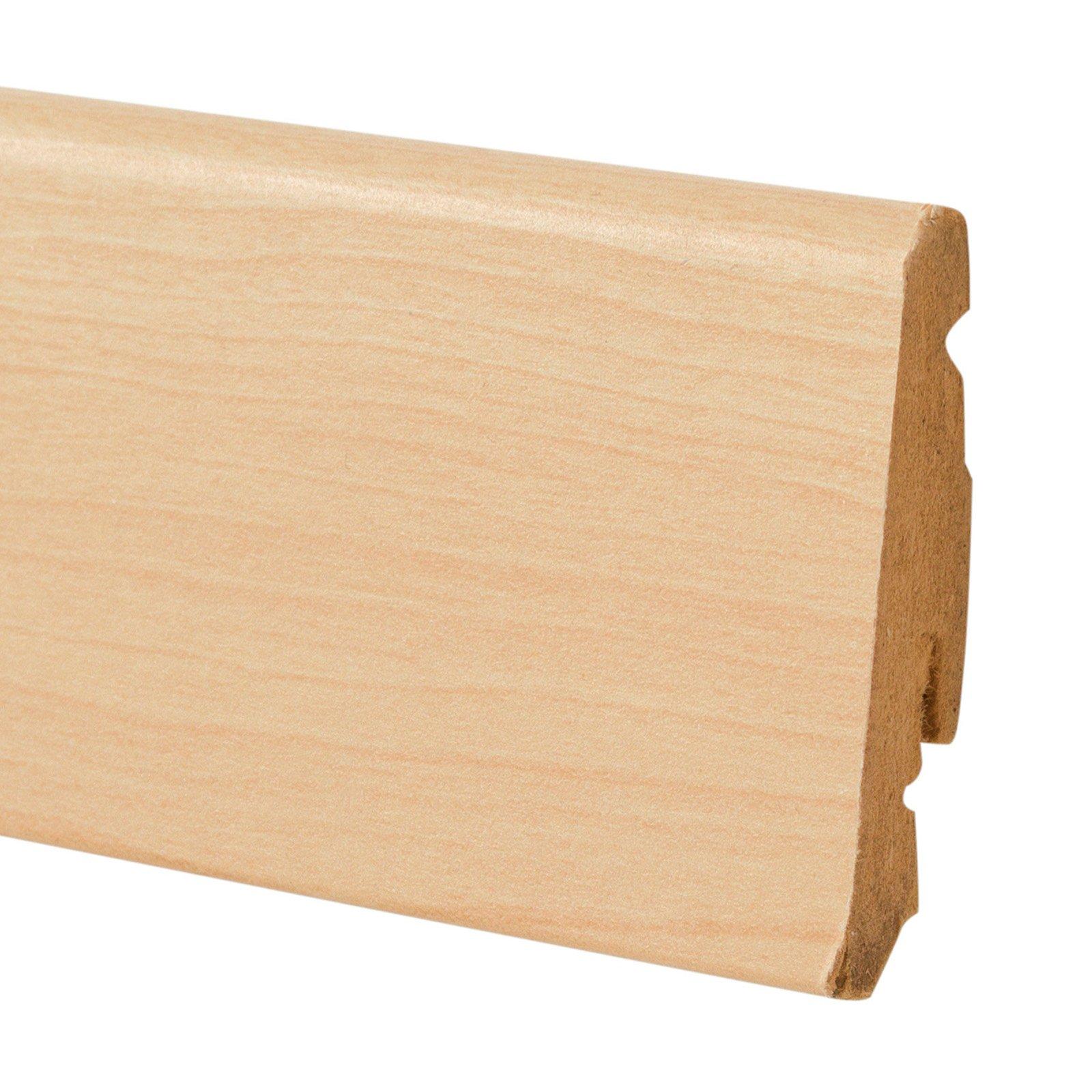 Come scegliere il battiscopa cose di casa - Pavimenti legno ikea ...