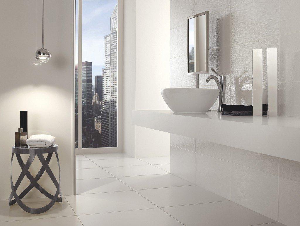 Arredare il bagno blocco unico o pezzi singoli cose di casa - Villeroy boch piastrelle ...