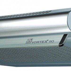 Il particolare design con lo spessore di soli 14 cm facilita l'applicazione sotto il pensile della cappa Vortex di Vortice. Regolabile su tre velocità , è disponibile bianca e inox, nelle misure standard di 60 e 90 cm. Inox, da 90 cm, prezzo 425 euro. www.vortice.com