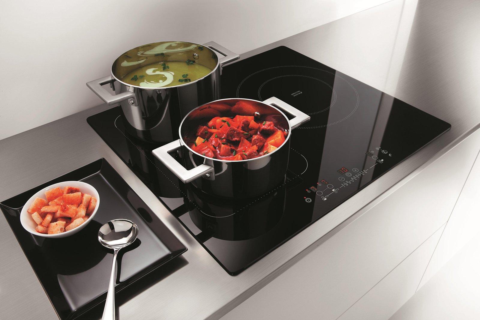 Piani cottura con o senza fiamma cose di casa - Pentole per cucine a induzione ...