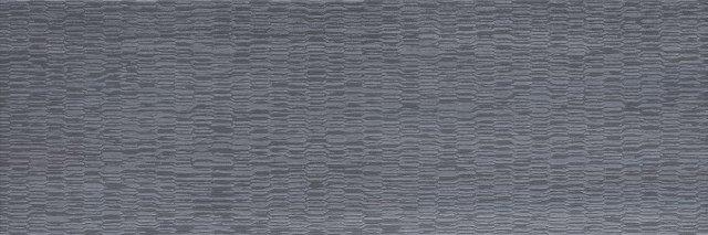 In pasta bianca, le piastrelle hanno formato 25 x 75 cm; nel colore Net Ardesia, al mq costano 58,50 euro Coll. Zero di Fap Ceramiche