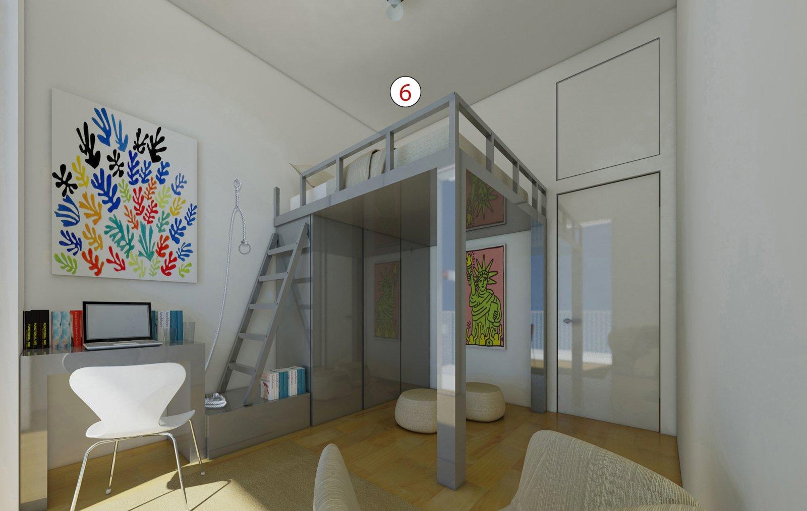 Tante idee per migliorare casa focus sulla zona notte - Soppalco in camera ...