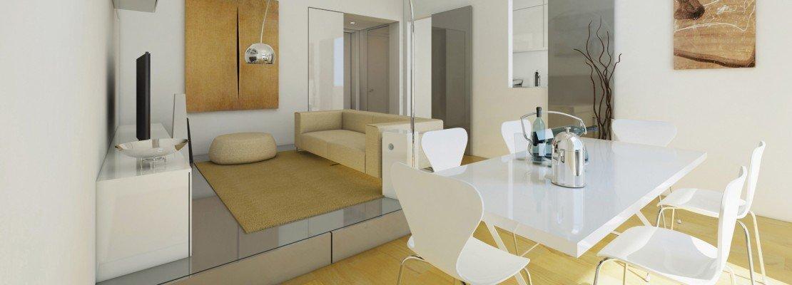 Tante idee per migliorare casa focus sulla zona giorno cose di casa - Idee salvaspazio casa ...