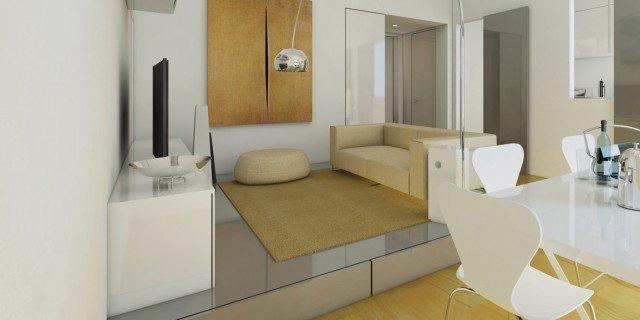Tante idee per migliorare casa focus sulla zona giorno for Idee originali per arredare casa