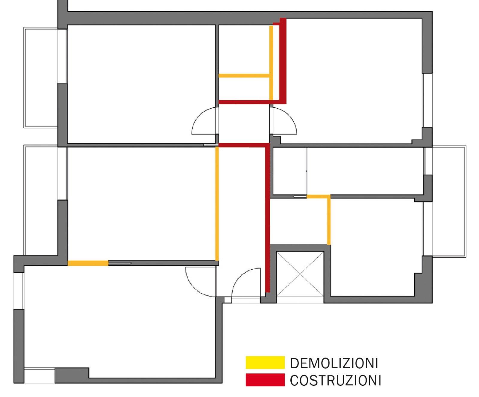 Bagno Cieco Areazione Forzata fig 3 schema di sistema di estrazione. costo