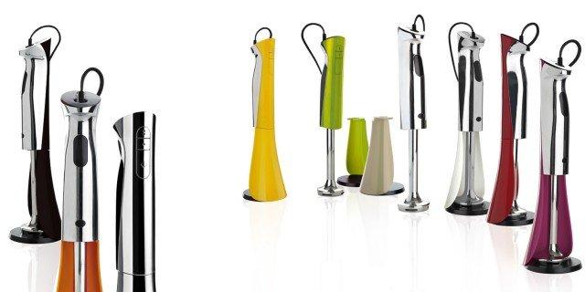 Mixer a immersione colorato: per cucinare e abbellire la cucina