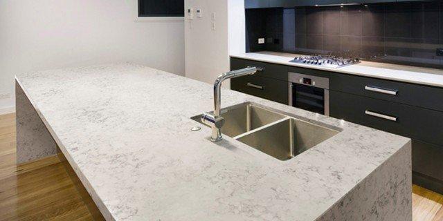 Cucine nuove finiture per silestone cose di casa - Top per cucine in quarzo ...