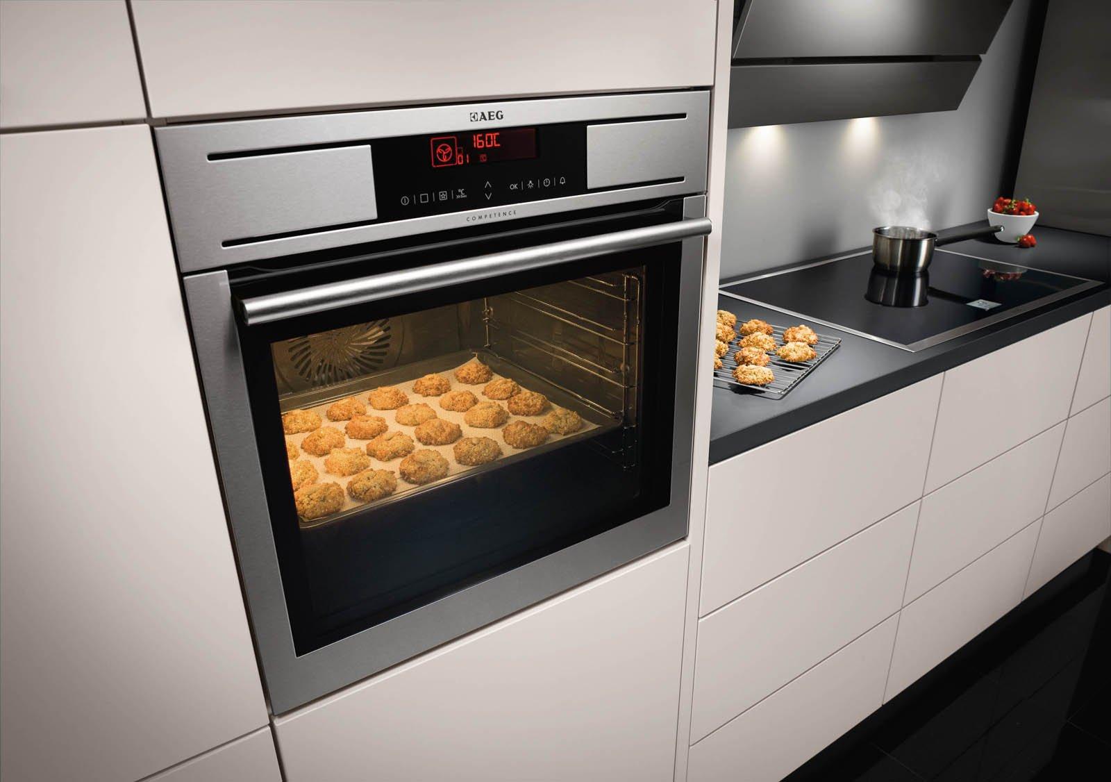 Il forno pirolitico che si pulisce da solo cose di casa - Forno a induzione consumi ...