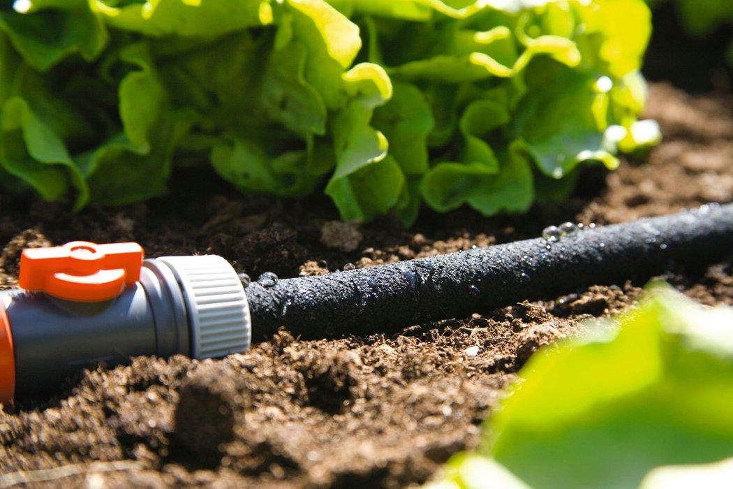 irrigatore gocciolatore piante vaso regola acqua assenza da casa vacanze CLABER