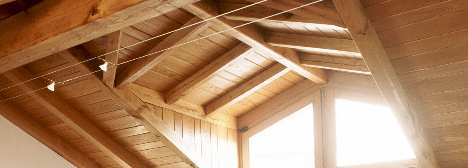 Sottotetto le condizioni per renderlo abitabile cose di for Illuminazione sottotetto legno