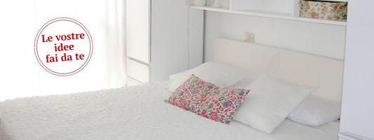 Abbellire decorare e arredare casa fai da te cose di casa - Come abbellire camera da letto ...