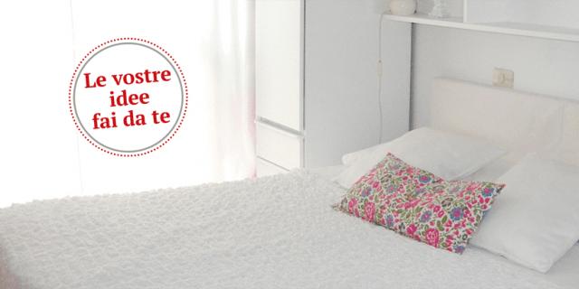 Idee Per Dipingere Un Mobile.La Camera Da Letto Si Fa Nuova Con Un Tocco Di Bianco Cose Di Casa