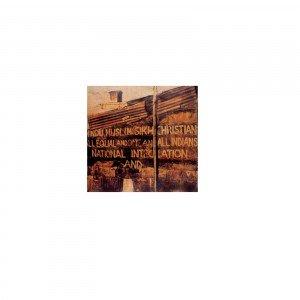 Discord di Samar Singh Jodha è un progetto di arte pubblica formato da una serie di muri di cemento sui cui sono narrate le storie di persone spesso ignote, le cui mani contribuiscono a realizzare le ambizioni della società. È esposto alla Nappa all'Arsenale di Venezia.