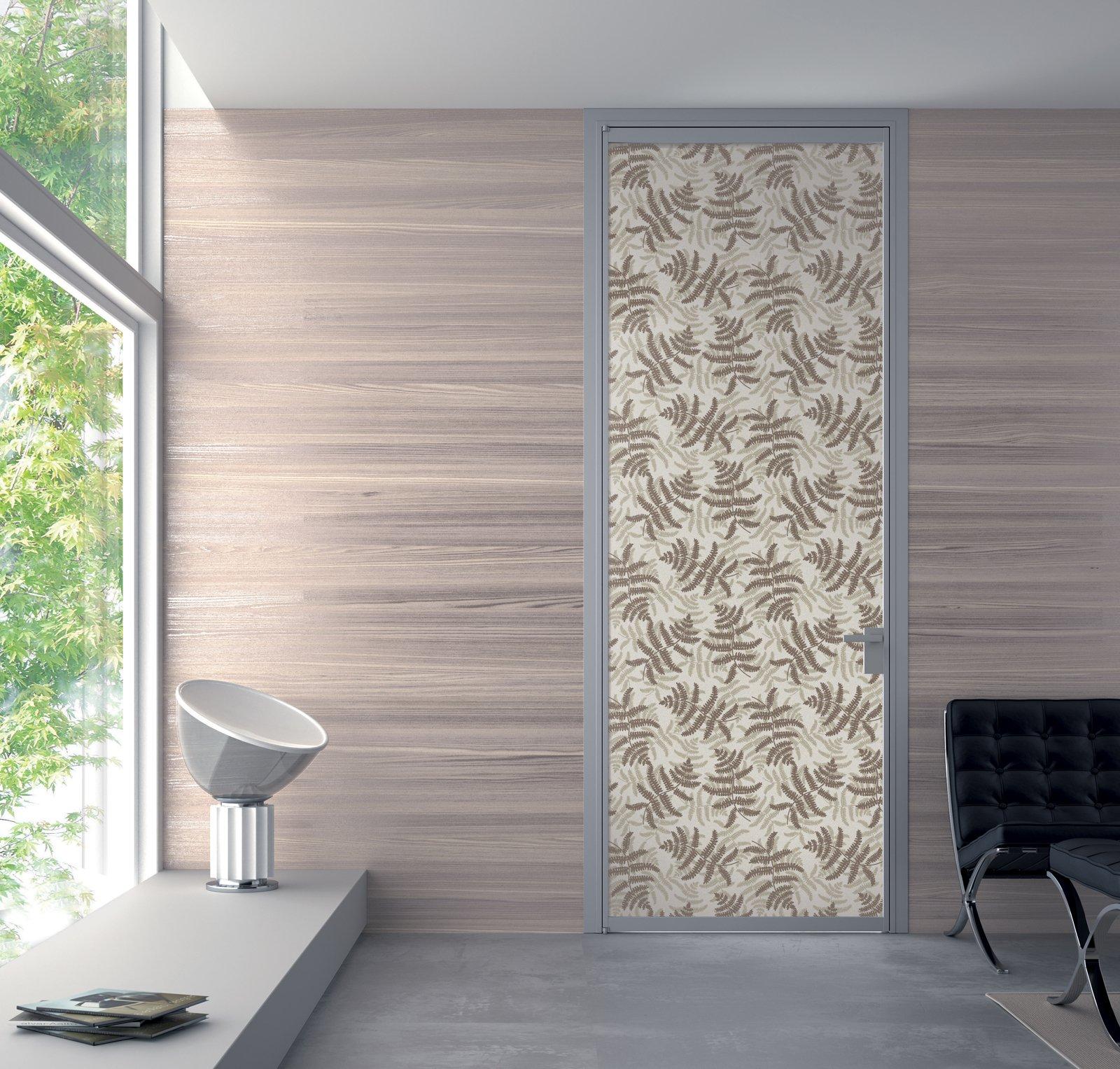 Rivestimenti in tessuto per le porte cose di casa - Pannello decorativo per porte ...