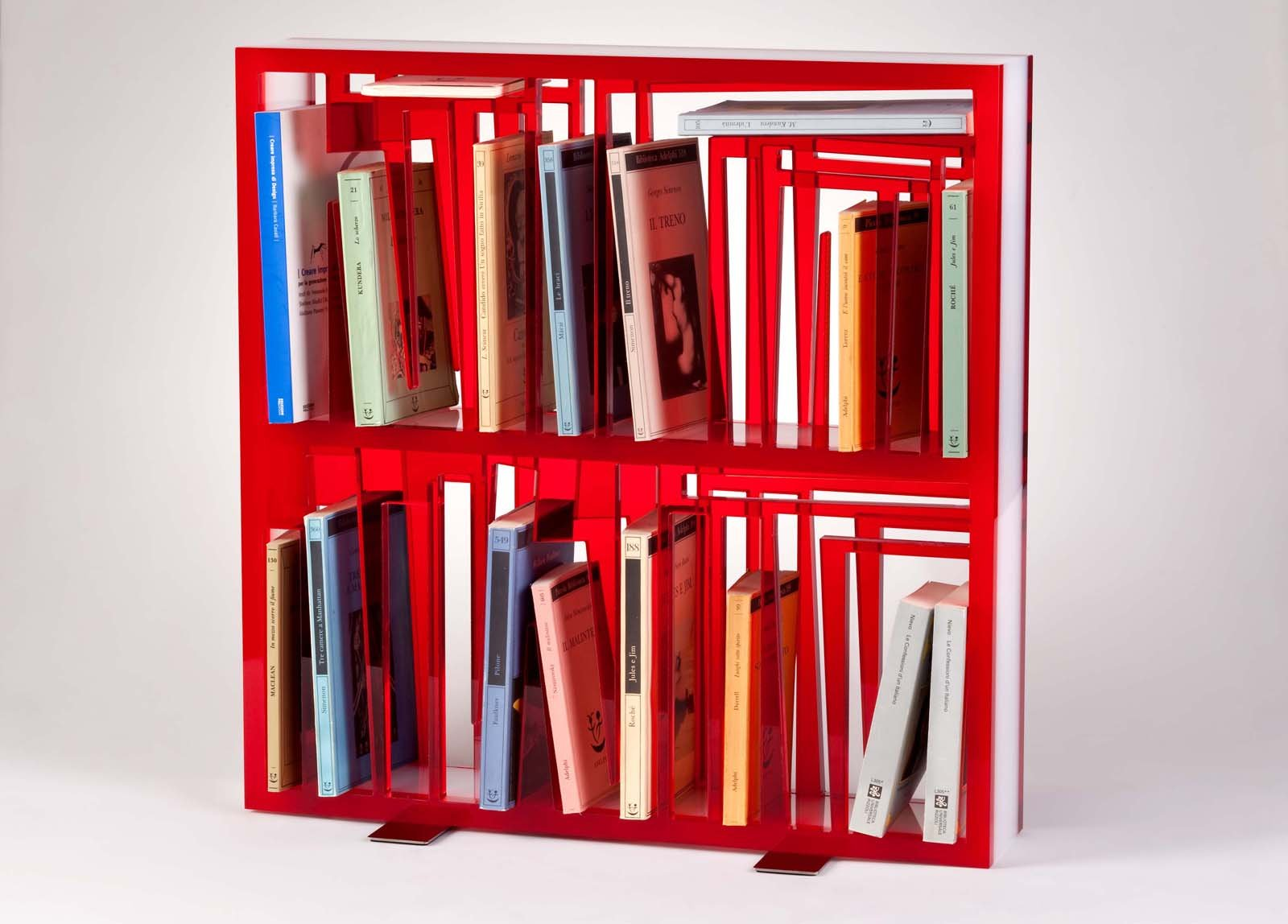 Libreria Per Camera Da Letto : Foto particolare libreria camera da letto di archenjoy