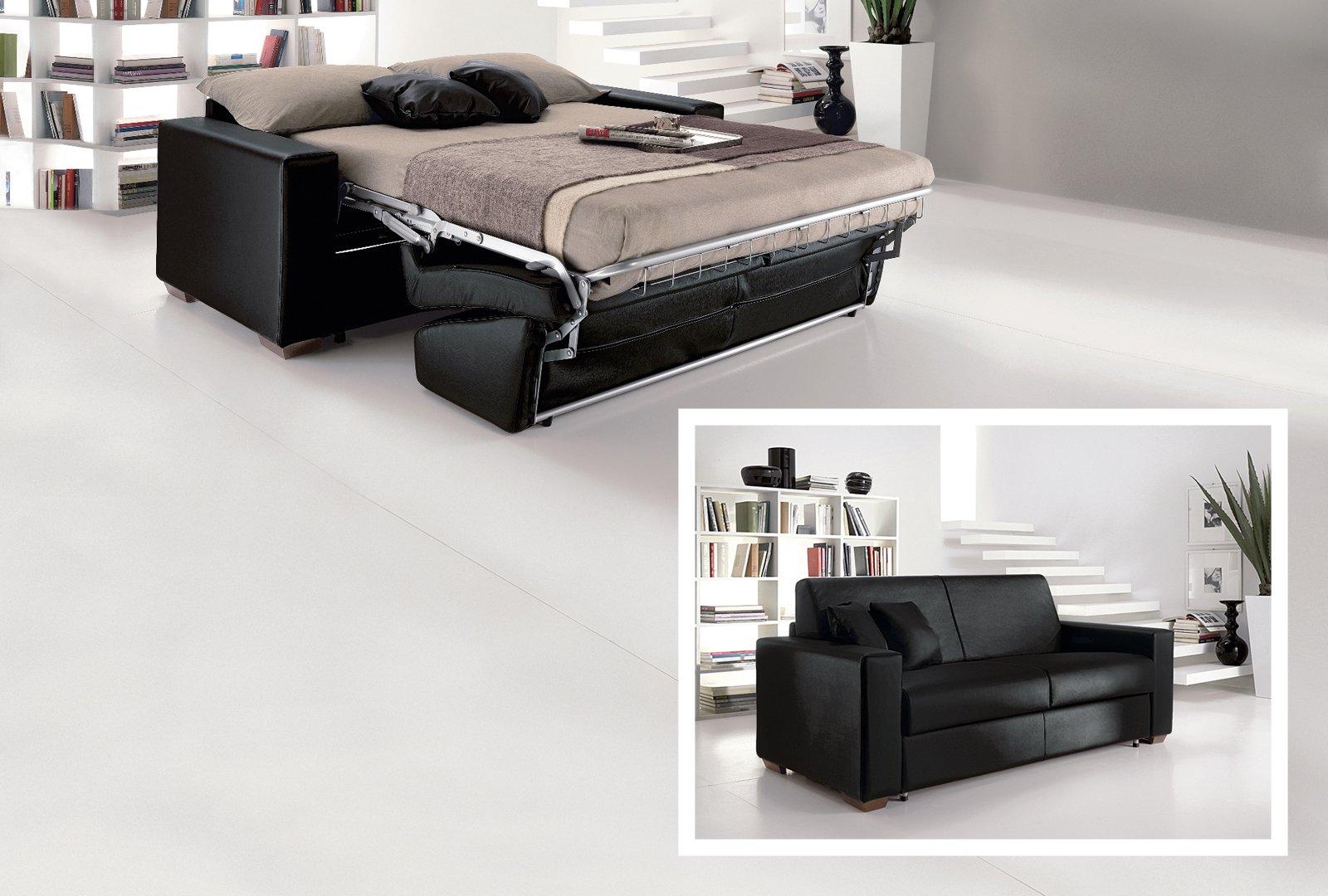 Divani letto per risparmiare spazio cose di casa - Divano letto elettrico ...