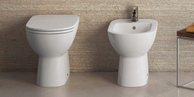 Sanitari ceramica per vasi e bidet cose di casa - Vasche da bagno dolomite ...