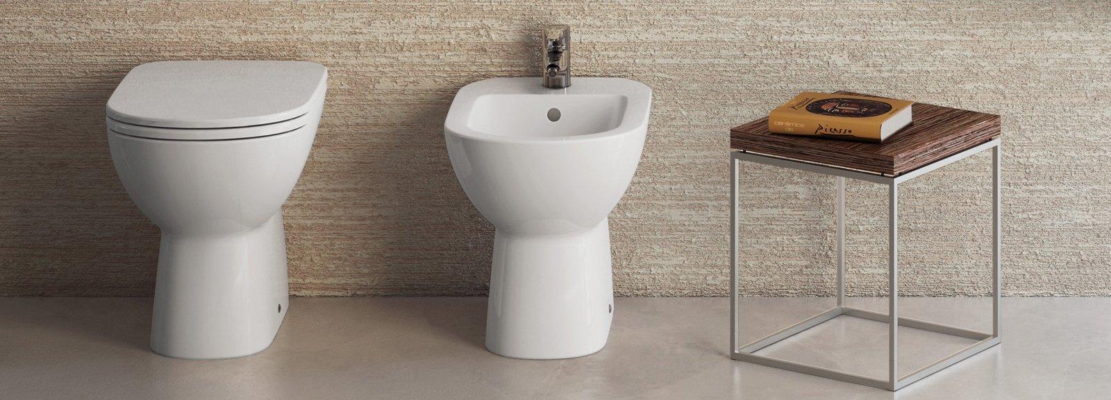 Bagno Senza Bidet Normativa sanitari: ceramica per water e bidet di casa - cose di casa
