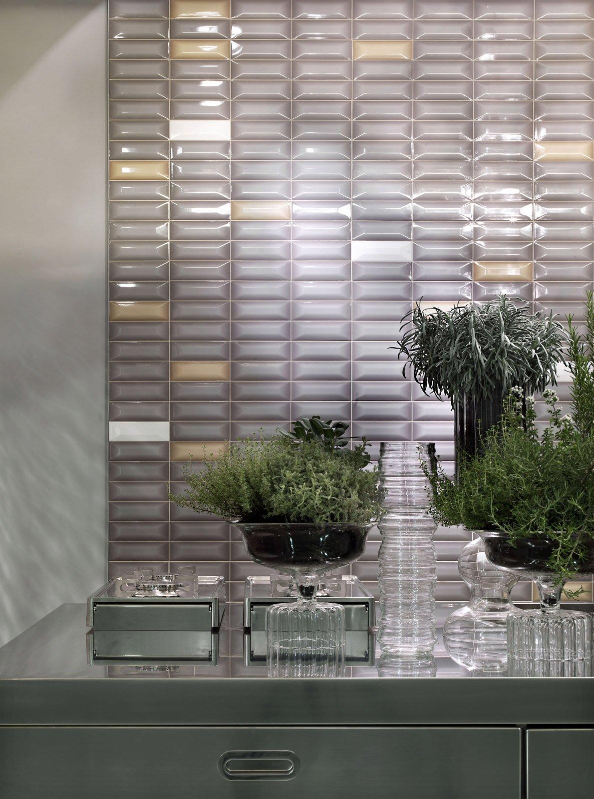 foto di rivestimento cucina di piastrelle 10x10 : Cucina: piastrelle per le pareti