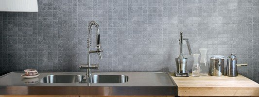 Stunning Piastrelle Parete Cucina Contemporary - Ideas & Design ...