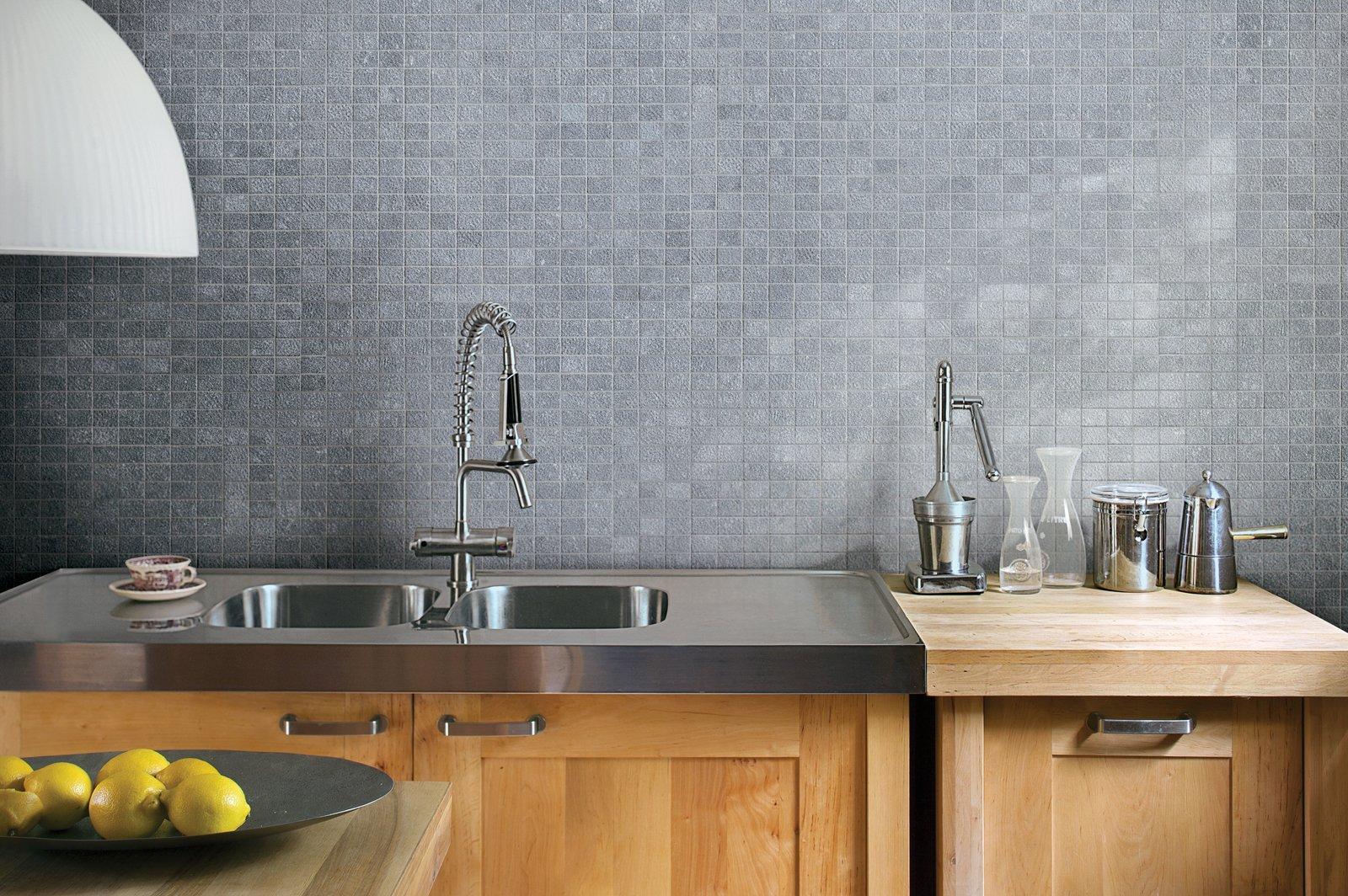 Cucina piastrelle per le pareti cose di casa - Piastrelle per cucina in muratura ...