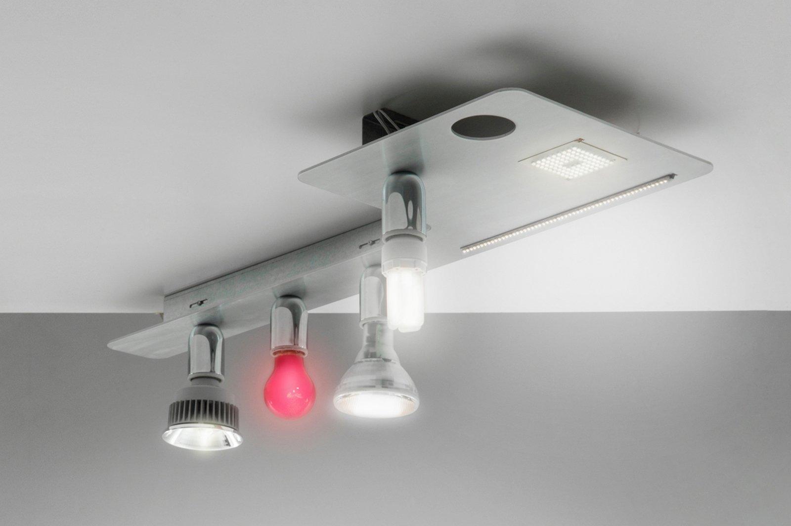 Soluzioni per la casa il soggiorno sembra pi grande - Portapentole da soffitto ...