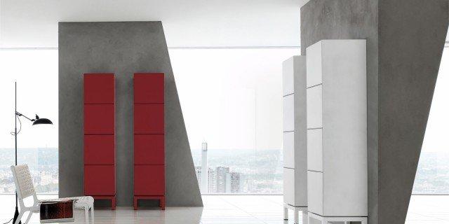Salvaspazio: mobili alti e stretti