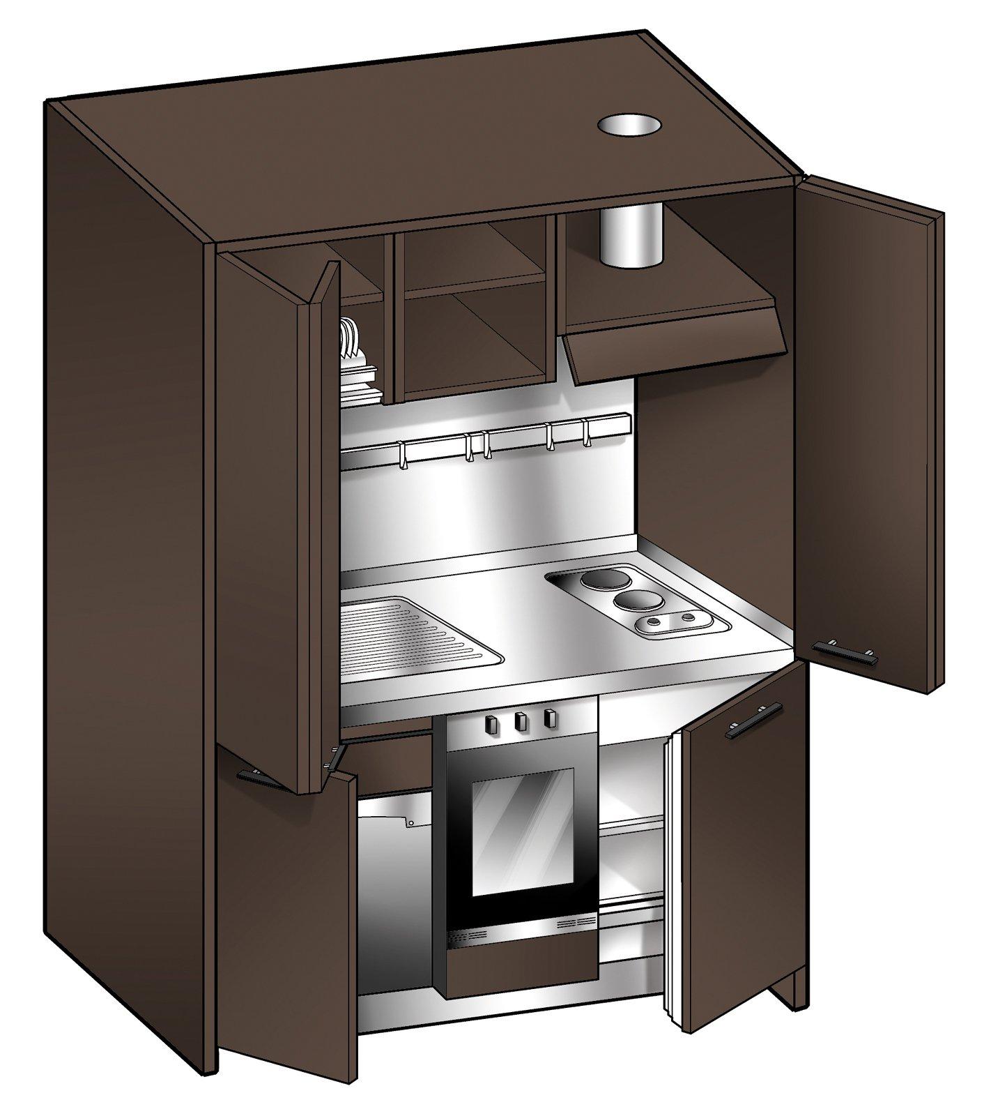 Disegno cucina elegant di su due livelli e disegno degli for Idee seminterrato a due livelli