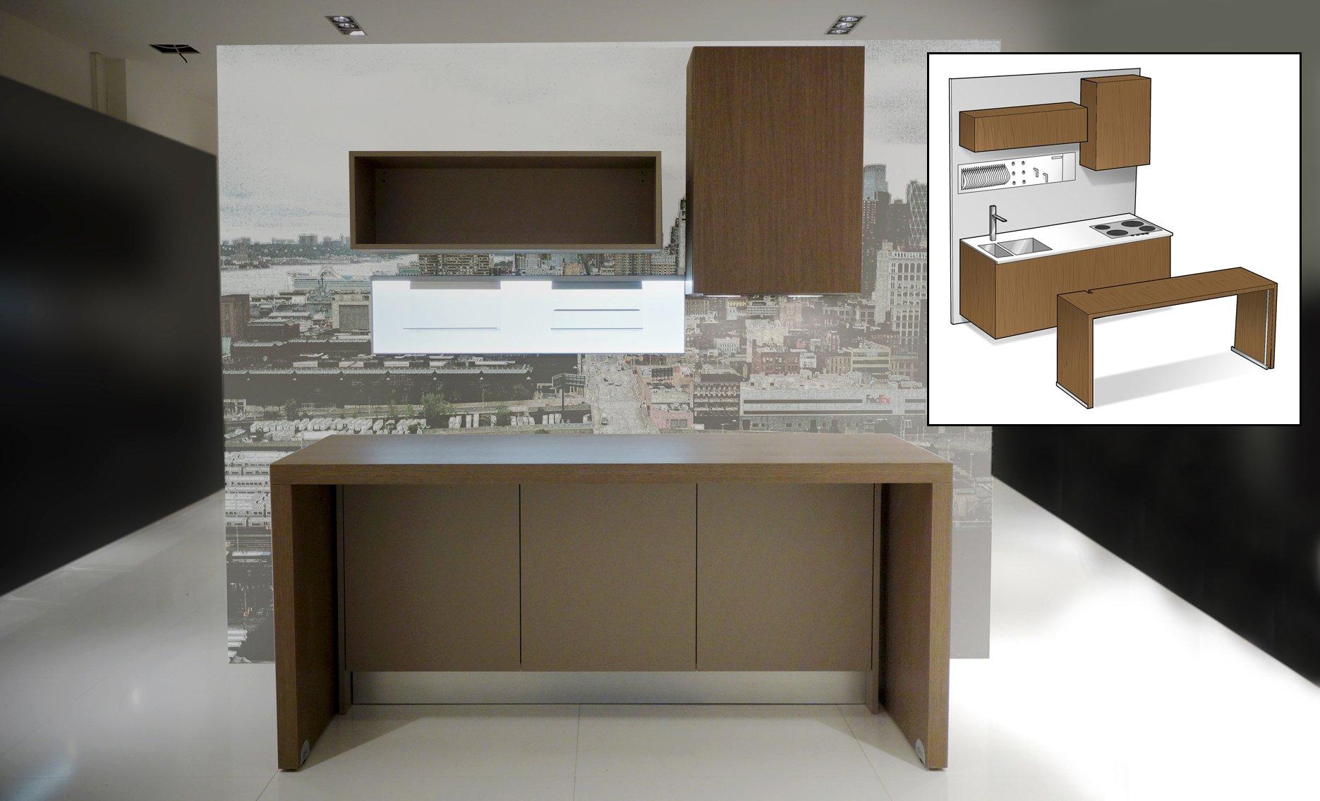 Cucine Moderne Piccole Prezzi ~ Il meglio del design degli interni