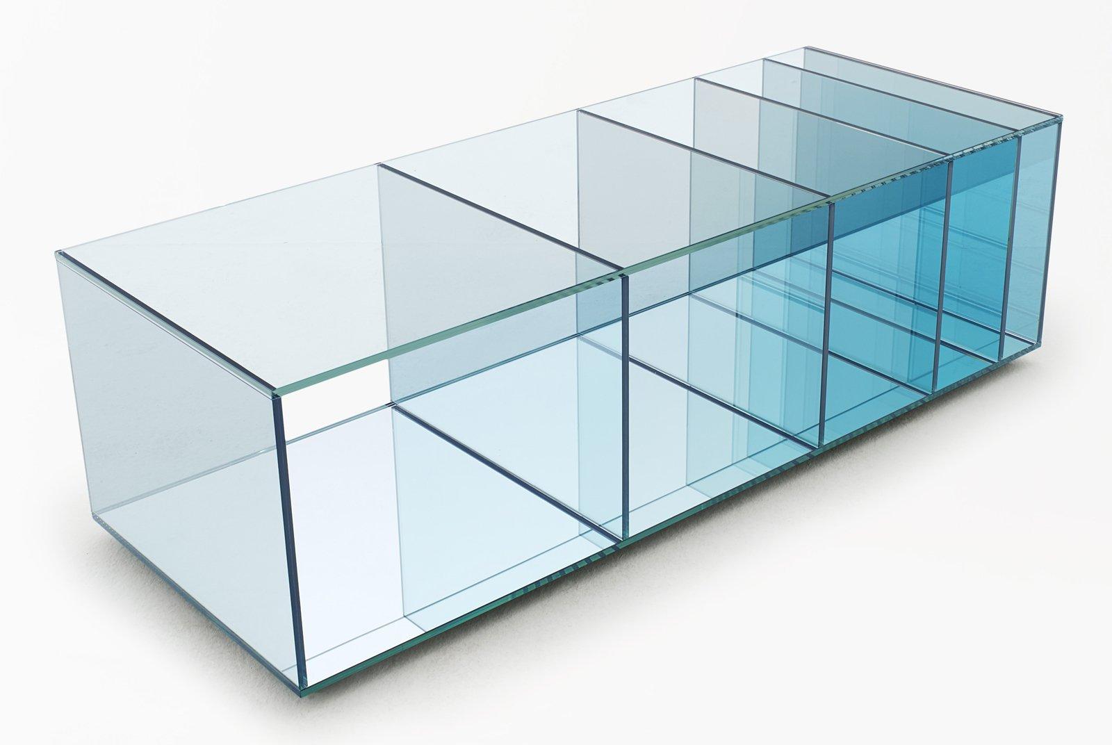 Tavoli rotondi in vetro allungabili for Ikea contenitori vetro