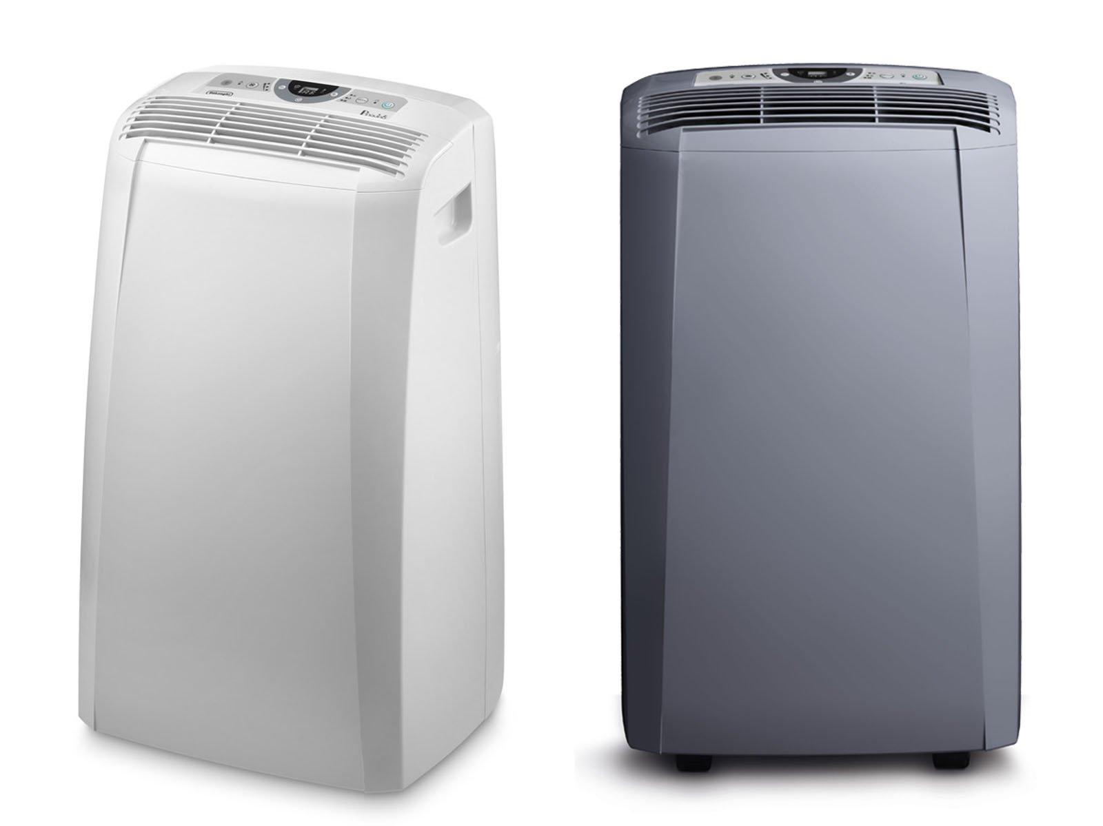 climatizzatori portatili de 39 longhi promozione vantaggi in blu cose di casa. Black Bedroom Furniture Sets. Home Design Ideas