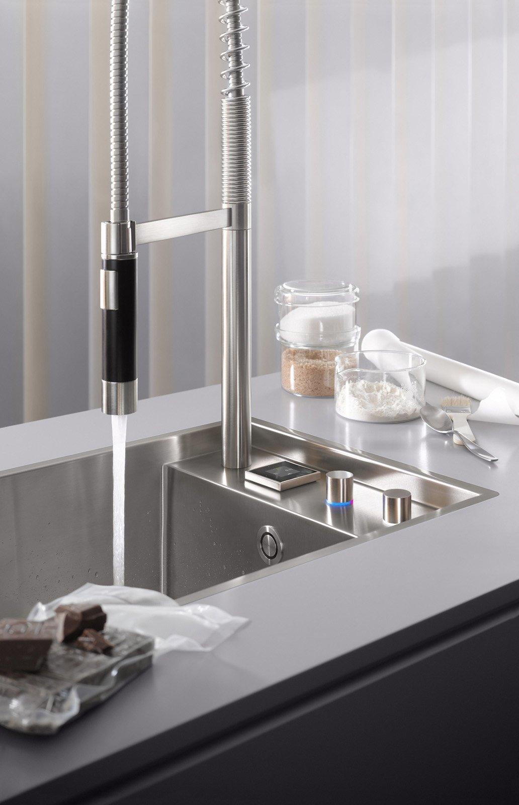Rubinetterie elettroniche per regolare e risparmiare acqua cose di casa - Rubinetti x cucina ...