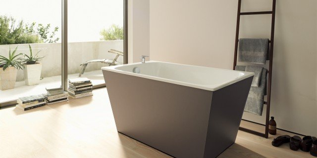 Vasche da bagno piccole cose di casa - Vasche da bagno piccole dimensioni ...