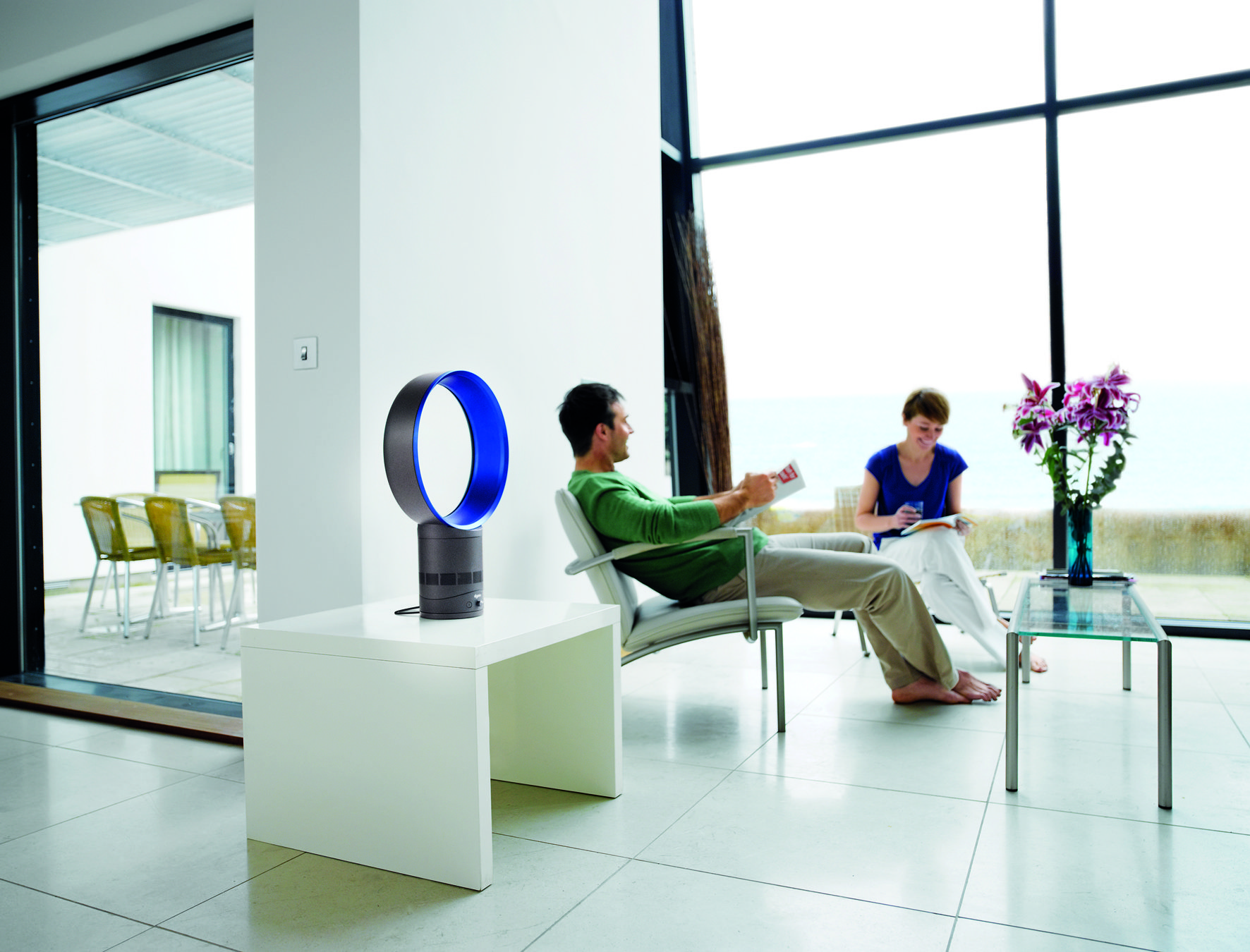 Ventilatori. L'aria fresca del design - Cose di Casa