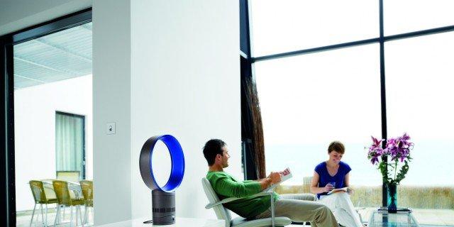 Ventilatori. L'aria fresca del design