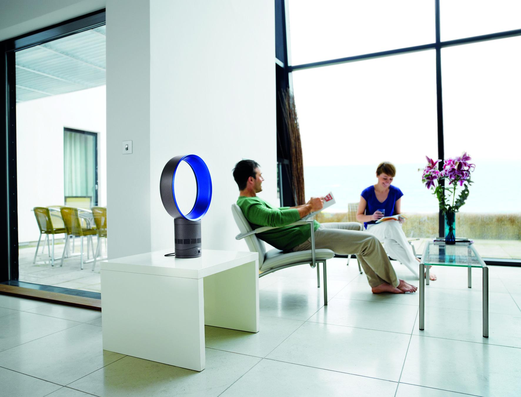 Ventilatori l 39 aria fresca del design cose di casa for Design di casa